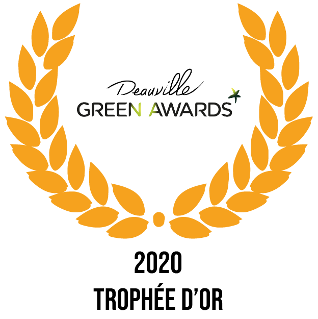 2020 trophée d'or deauville green awards